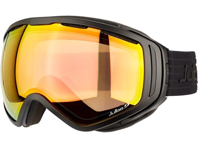 Julbo Titan Goggles Snow Tiger, black/snow tiger/multilayer fire